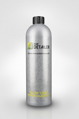 Yellow Candy Intense Shampoo