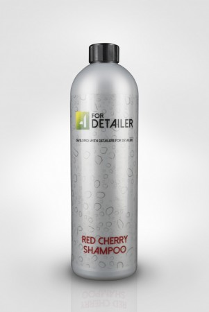 Red Cherry Shampoo