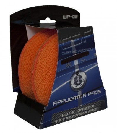 CSF 4,5in. Applicator pads /2stk.